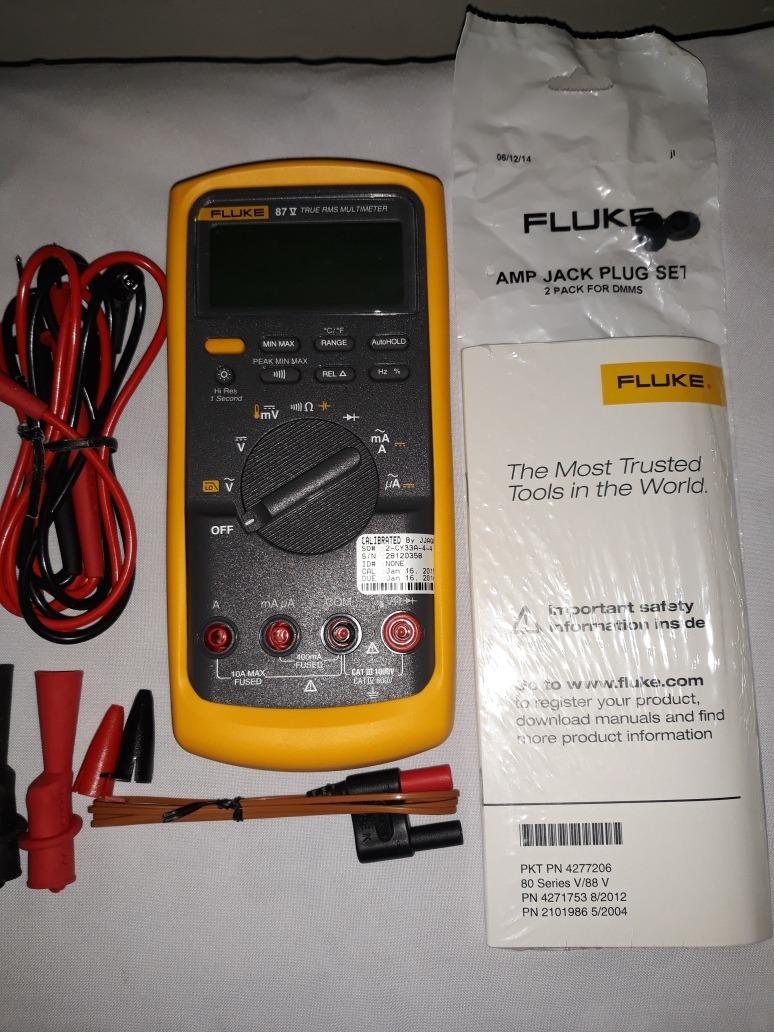 Multimetro Fluke 87v