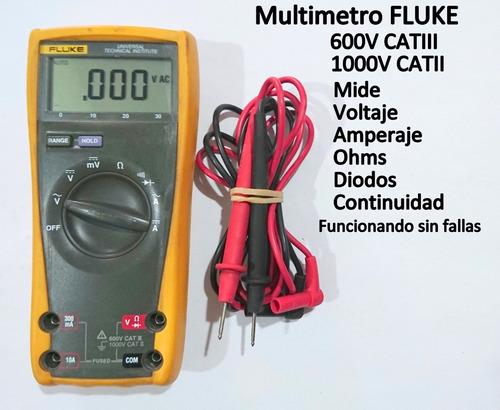 multimetro fluke