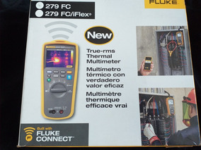 Multímetro Térmico True-rms Fluke 279 Fc