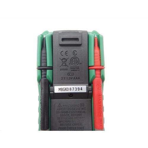 multimetro tester digital mastech ms8239c v dc/ac-a dc/ac °c