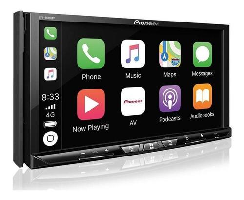 multimidia dvd 2din pioneer avh-z9180tv 9180 hdmi wi-fi tv