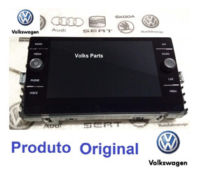 Vw Discover Media Mib2 Original - Som Automotivo no Mercado