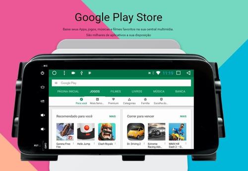 multimidia kicks aikon android 8 wifi tv frete gratis 12x