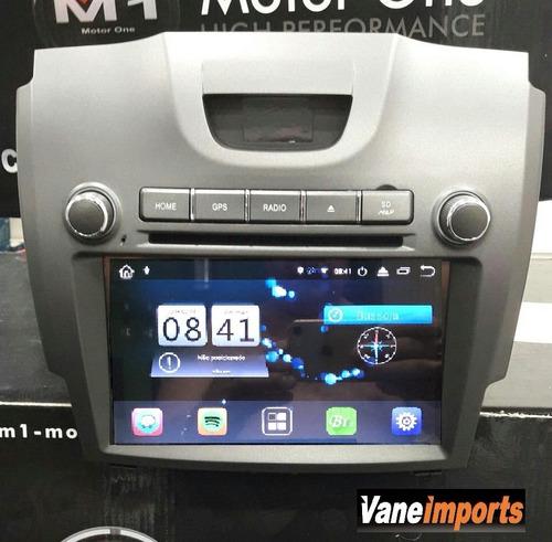 multimidia m1 tela8 nova  s10 trailblazer sem mylink android