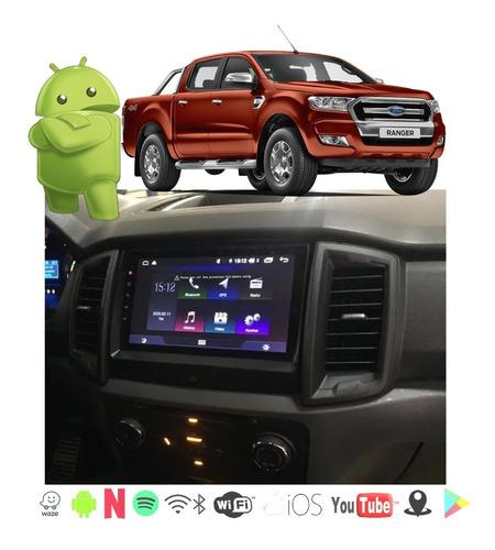multimidia ranger 17 18 19 apple carplay android auto wifi