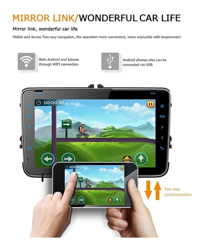 multimidia renegade pcd 10 android 9 4k cam front tv full hd