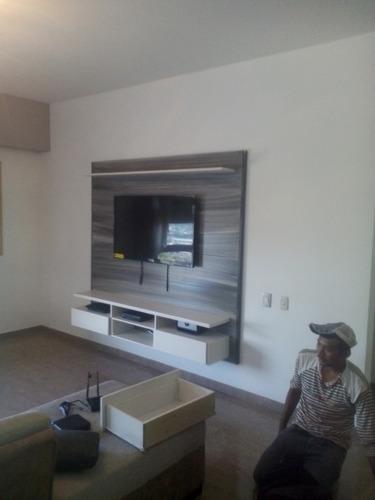 Multimueble repisas a rea para tv de 45 a 65 pulgadas bs - Metro cuadrado muebles ...