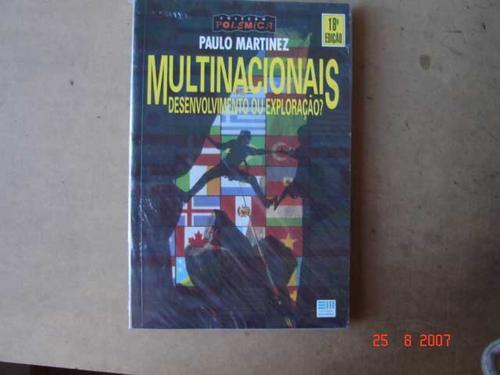 multinacionais desenvolvimento ou exploração? paulo  d6