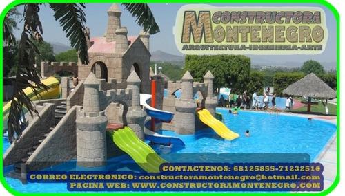 multinacional especializada en parques, monumentos,etc.