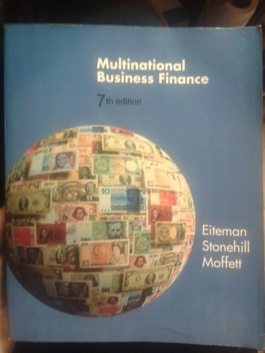 multinational business finance. eiteman. 7ºed. en inglés