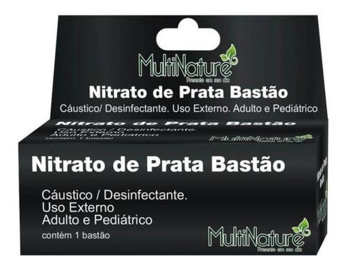 multinature nitrato de prata bastão c/1