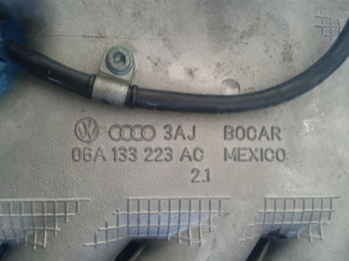 multiple admision jetta a4 modelo 2000