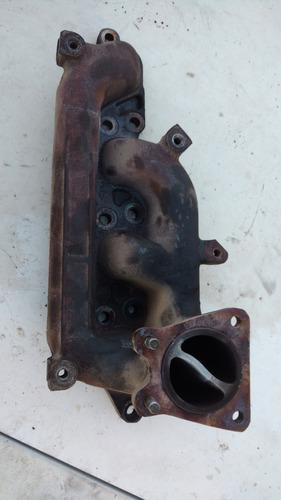 multiple de escape volvo motor 4 cil turbo s40 v40 00-04