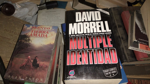 multiple identidad. david morrel
