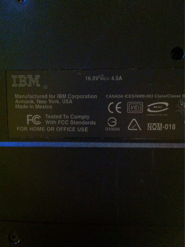 múltiple  puerto para computadora ibm