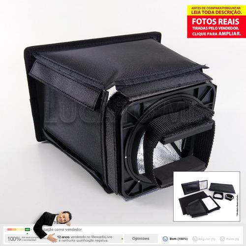 multiplicador flash speedlite ideal fotografia pássaros nc