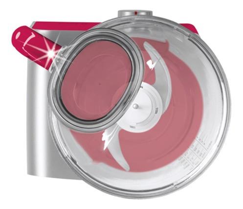 multiprocesadora  styline red diamond  bosch mcm42024