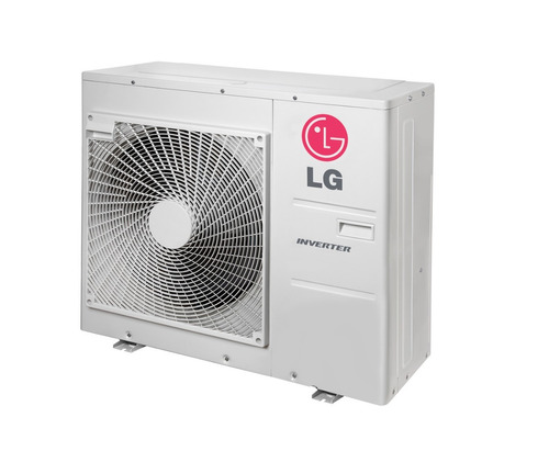 multisplit lg amnw24geca0 2x6000 + condensadora a5uw30gfa0