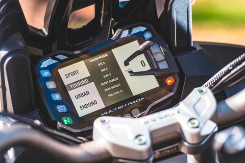 multistrada 1200 enduro financiación tna.25%.consulte contad