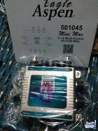 multiswiche 3x8 directv nuevos de paquete