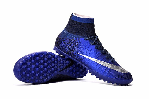 Multitacos Nike Mercurial Superfly Cr7 Blue Diamond -   2 f8b1b0bd8fd70