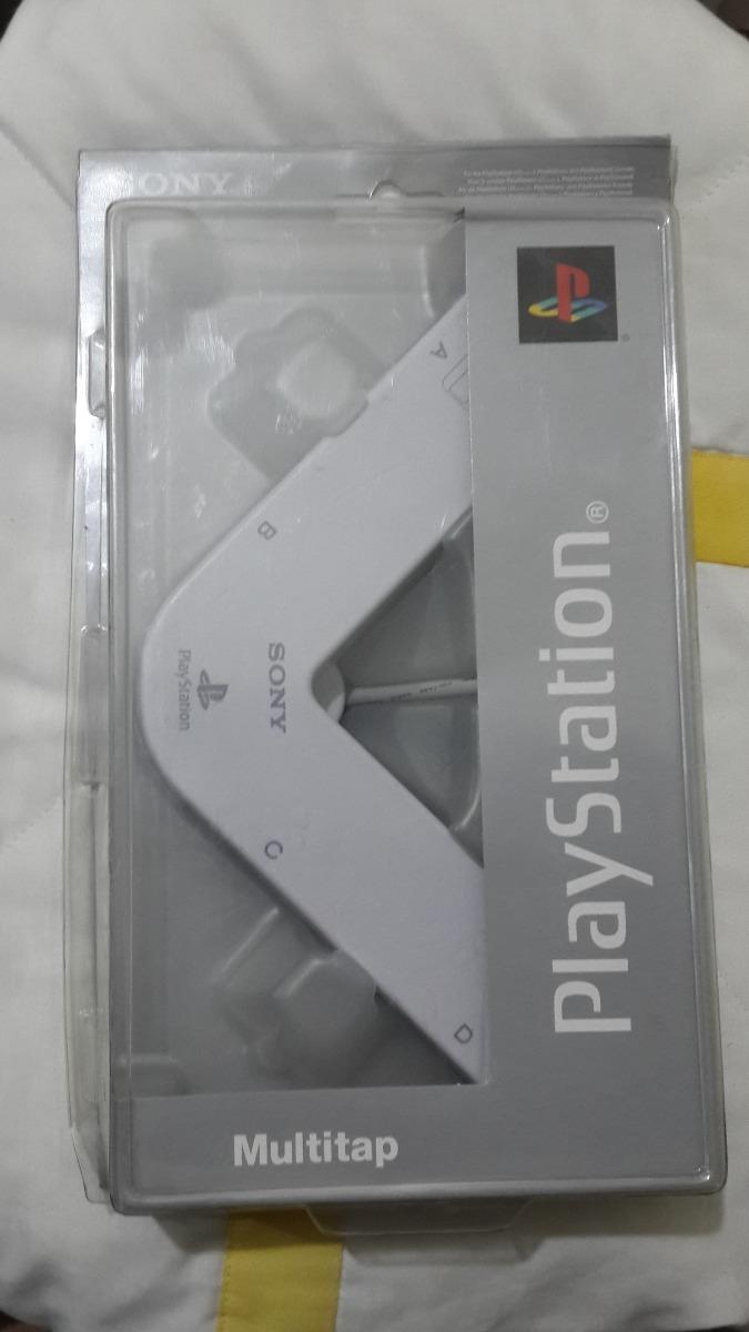Multitap Multiplayer Ps1 Psone Psx Original