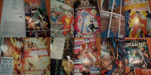 multiversity macroevento completo dc comics new52 en latino
