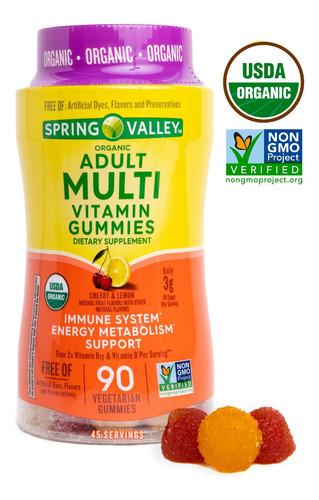 multivitaminico spring valle en gomitas + tienda fisica las