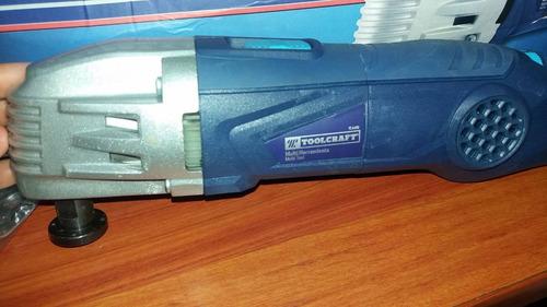 multo tool  300watts marca toolocraft modelo tc4486