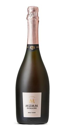 mumm domaine rosé botella de 750 ml