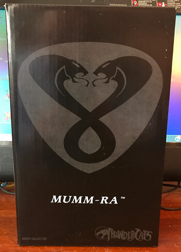 mumm-ra thundercats  matty collector