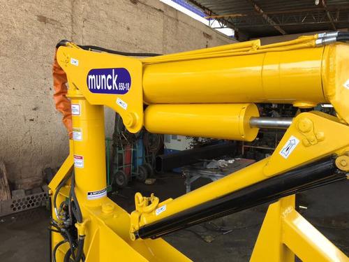 munck 650-18 para 3 ton e meia a 2 met