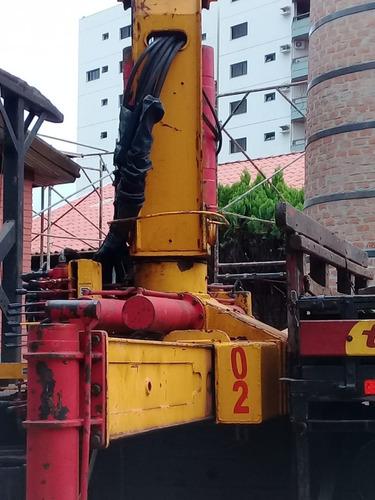 munck hidrauguincho modelo 35.000  (sem sobre chassi)