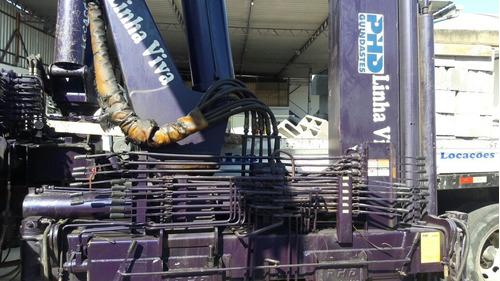 munck phd 25 toneladas - ano 2011.