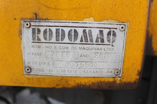munck rodomaq 12000 2h/2m 2011 = argos facchini masal 4 ton