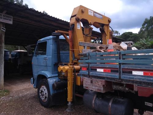 munck vw 11.130 ano 82/ 12 toneladas