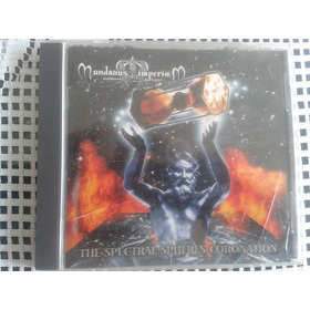 Mundanus Imperium ¿ The Spectral Spheres Coronation Cd