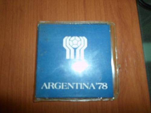 mundial 1978 monedas argentinas