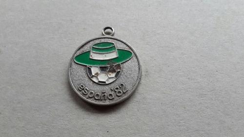 mundial españa 1982 medalla