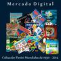 Colección Pdf Albumes Panini Mundial De 1950 A 2014 Regalos!