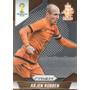 Bv Arjen Robben Holanda Panini Prizm Mundial Brasil 2014 #29