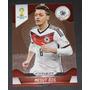 Bv Mesut Ozil Alemania Panini Prizm Mundial Brasil 2014 #88