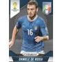 Bv Daniele De Rossi Italia Panini Prizm Mundial Brasil 2014