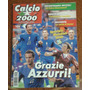 Italia Campeon Del Mundo 06 Revista D Coleccion Calcio 2000