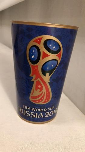 mundial rusia 2018 vaso plastico argentina cerveza copa del