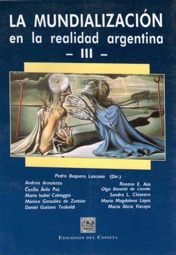 mundialización de la realidad argentina 3. lazcano (co)