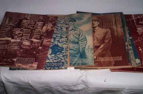 mundial.revistas desde 1940 hasta 1946.excelente estado.leer