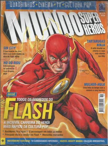 mundo dos super-herois 58 - europa - bonellihq cx101 h19