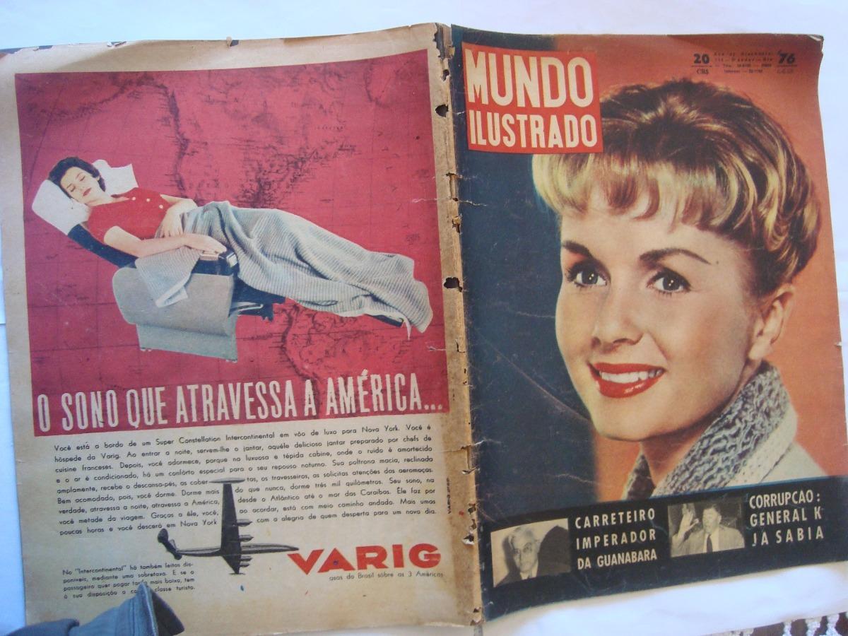 699d9c87aa mundo ilustrado 76 jun 1959 noticias e imagens politica cin. Carregando  zoom.
