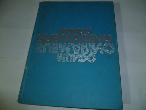 mundo submarino - enciclopedia cousteau
